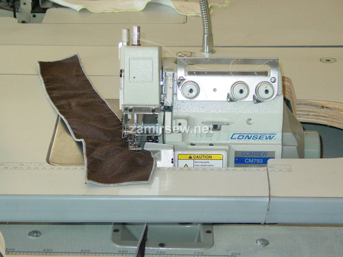 Consew CM793-DD New Direct Drive Servo Motor       3 Thread Serger