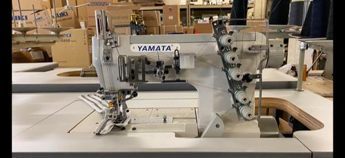 Yamata GK31016-01CB High Speed Coverstitch Machine