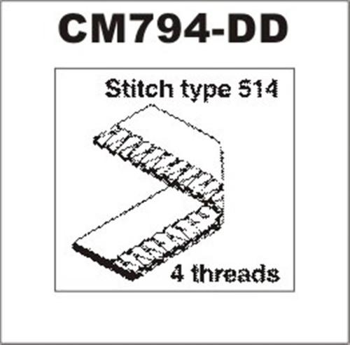 Consew CM794-7-DD New Direct Drive Servo Motor