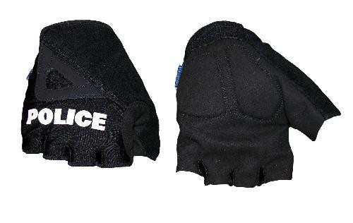 Half Finger Police Bike Gloves