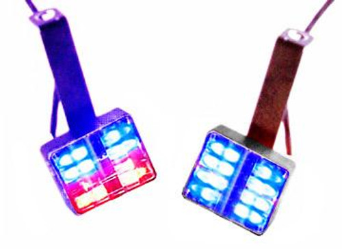 Tail Light addition for Cycle Siren Light Sets