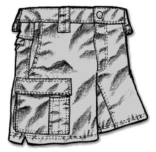 Mocean Stretch Patrol Shorts