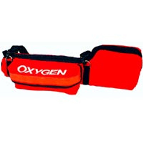 Oxygen D Cylinder Bag With Padded Head