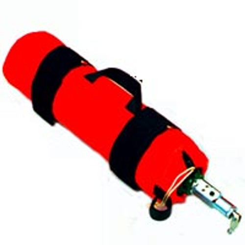 Oxygen Cylinder D Sleeve (No Pocket)