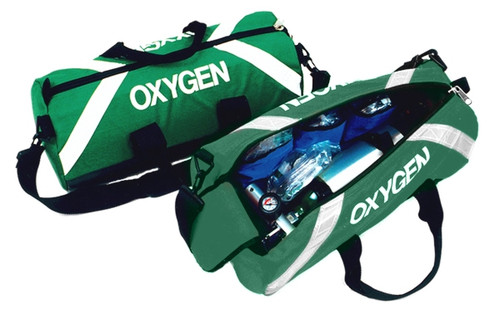 Oxygen Roll Bag w/Pocket