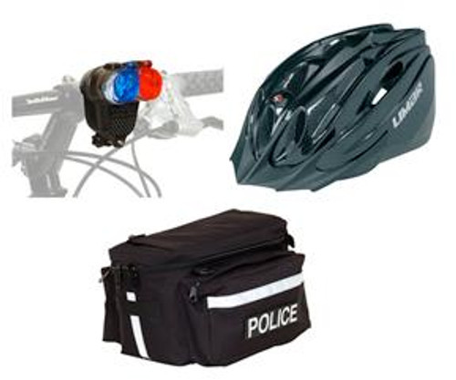 Police Bike Stalker Package