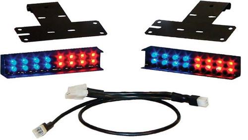Alerte Side Light Kit two modes pursuit or running