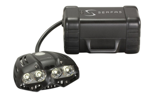 Serfas TSL Police Bike Light System