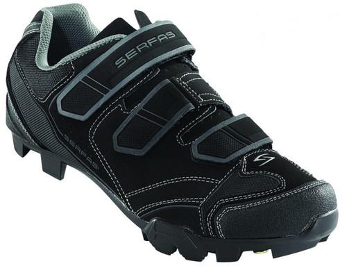 Mens Cadmium MTB Shoe (Black/Titanium)