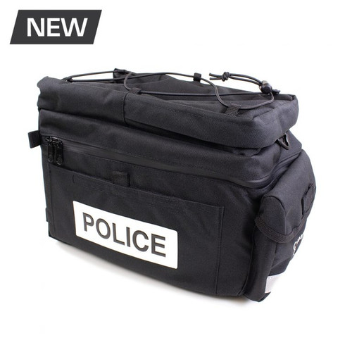 Police Bike Trunk Bag Designed For Mobile Law Enforcement Professionals