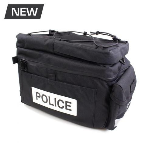 Police Bike Trunk Bag Designed For Mobile Law Enforcement Professionals