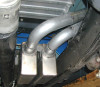 Dakota System Mufflers and Tubes