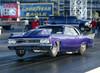 Impala with SpinTech Mufflers Racing