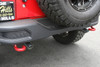 Jeep Wrangler Axelback with Polished Stainless Steel Tip