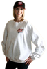 SpinTech White Sweat Shirt