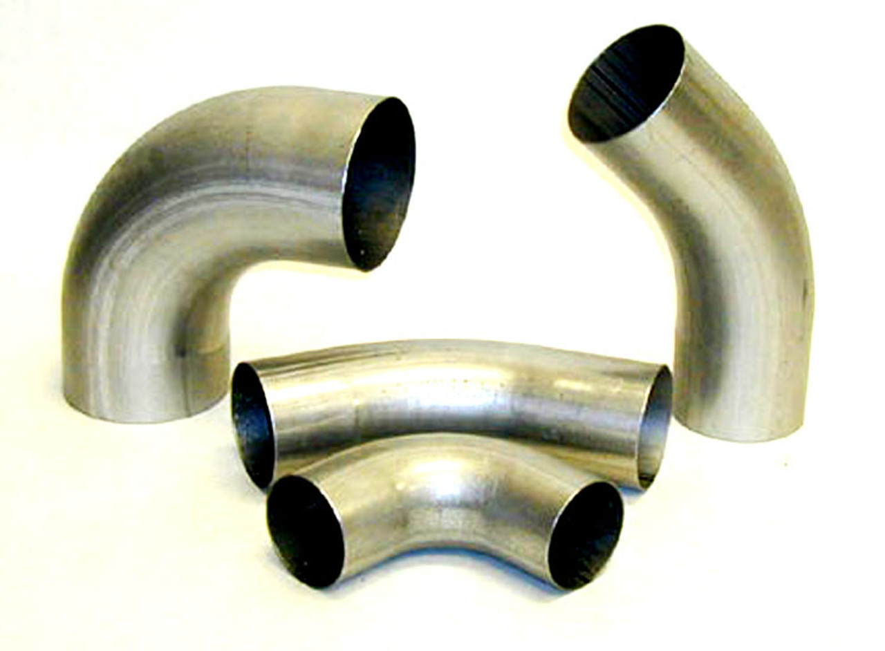 Elbows Round Multi Bends, Four Sizes Shown