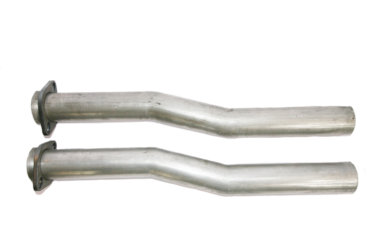 Flow Tube w/Ball Flange Connection, Sold in Pairs (Pair)