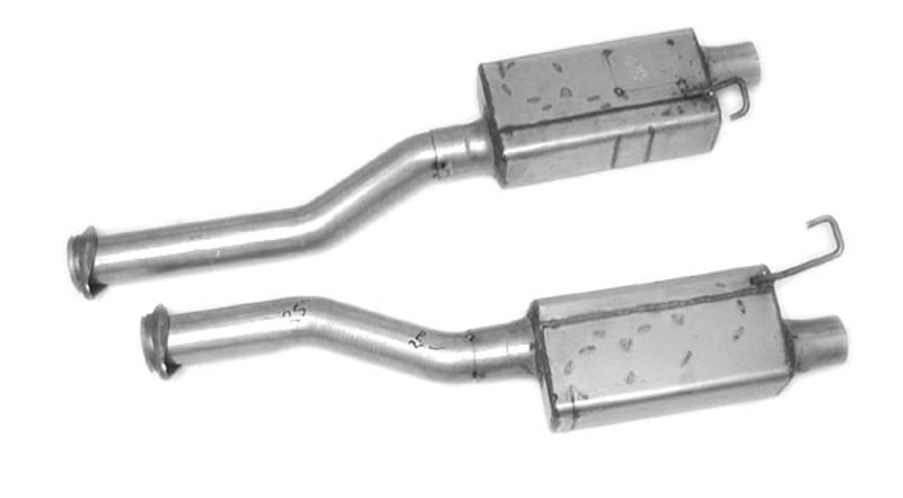 Ford Mustang Exhaust Systems 1996-2004