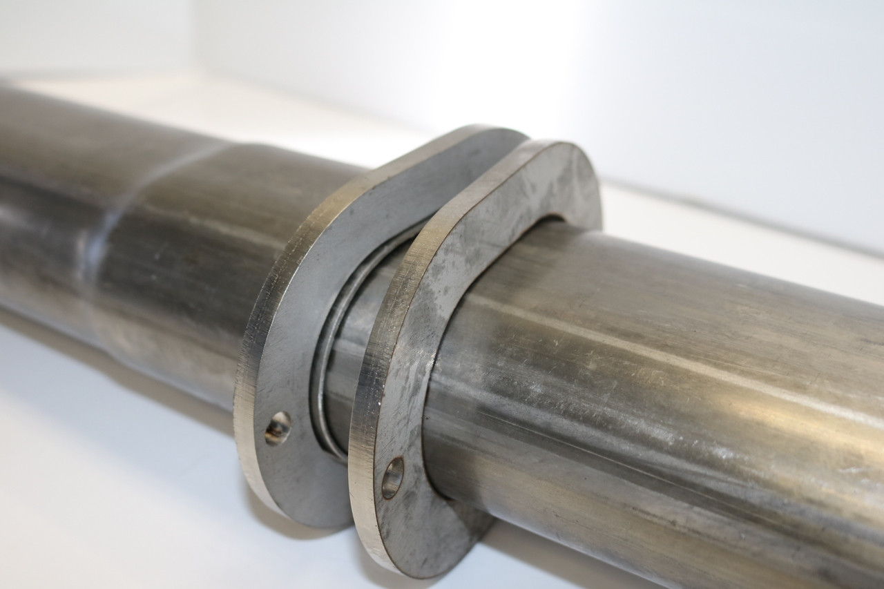 SpinTech Oval Flange Connector Kit