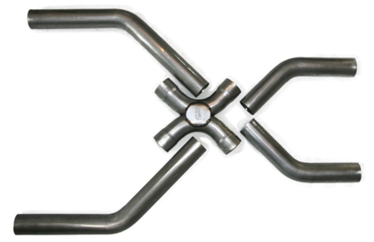 "X Pipe Universal Kits  for 2½ ""  through 4"" Systems"