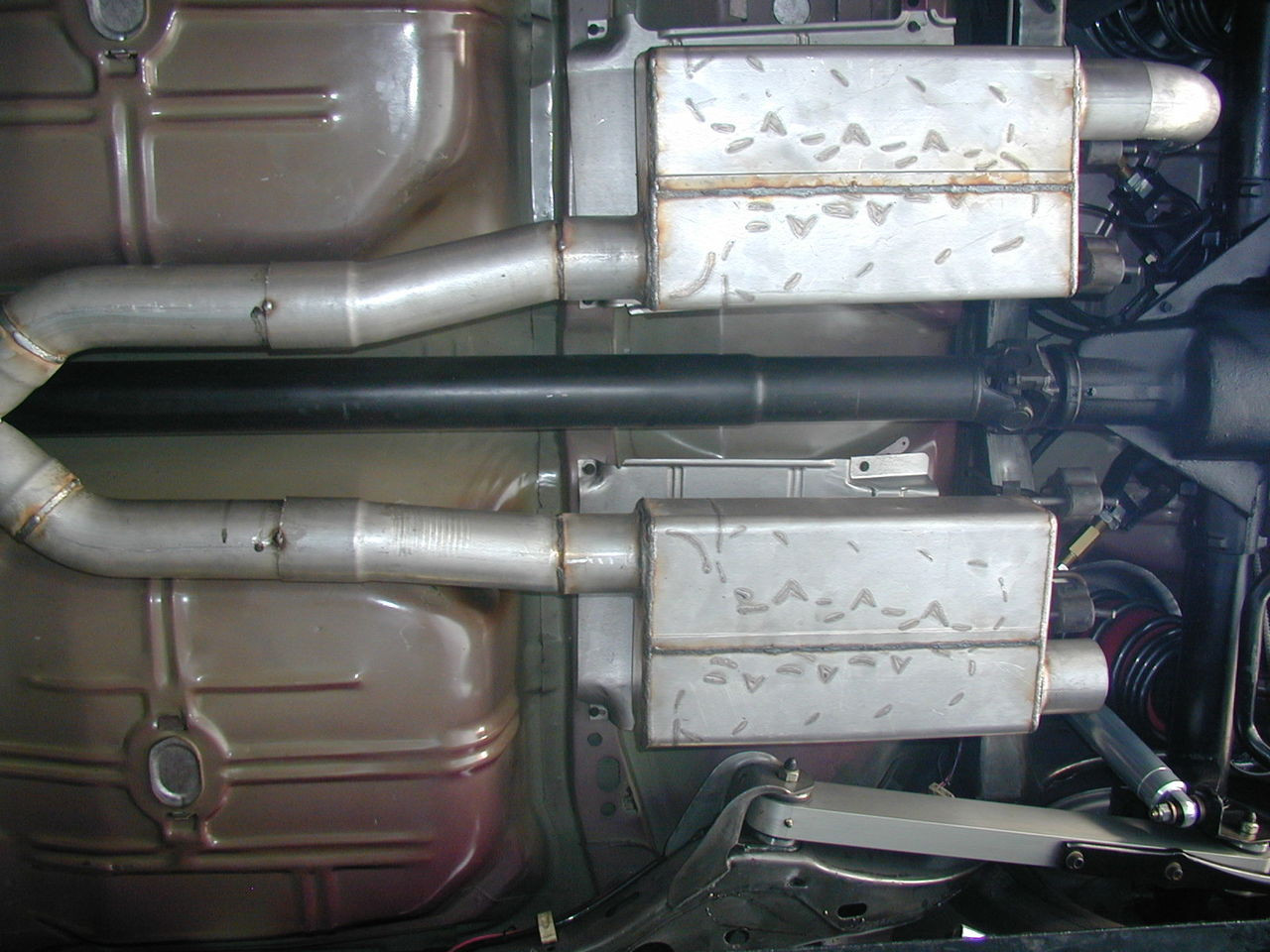"1X389434 - 3"" Impala System with Sportsman 3000XL Mufflers"