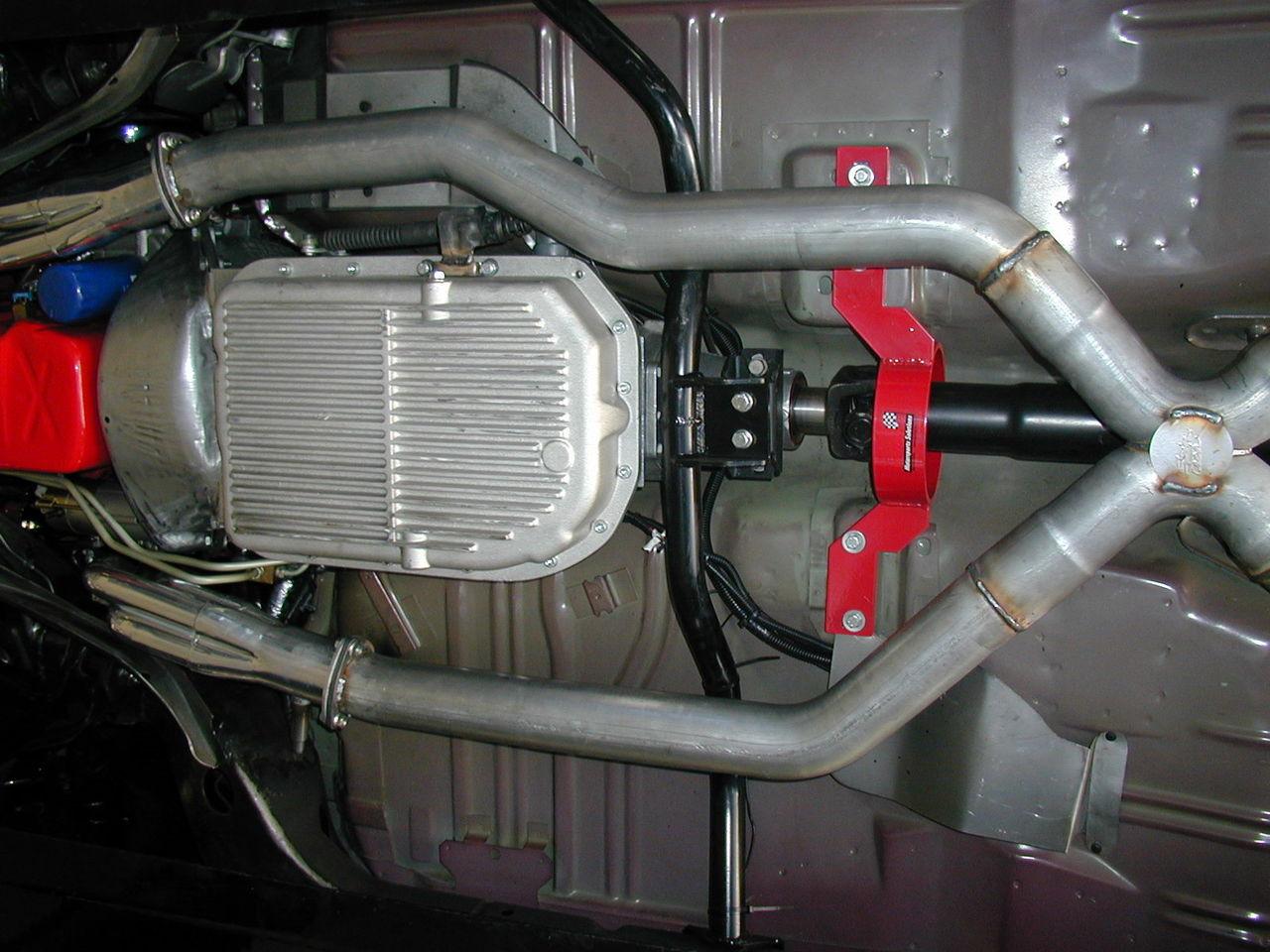 "1X389433 - 2½ "" Impala System"