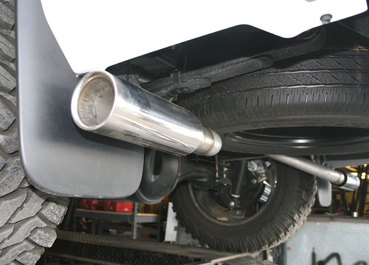 SpinTech Tundra Tail Pipes