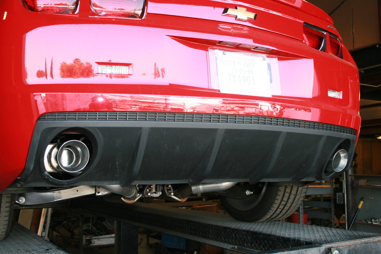 "Camaro 3"" X-Pipe & H-Pipe Systems, X Pipe"
