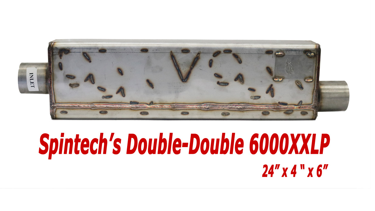 Pro Street 6442XXLP Double Double