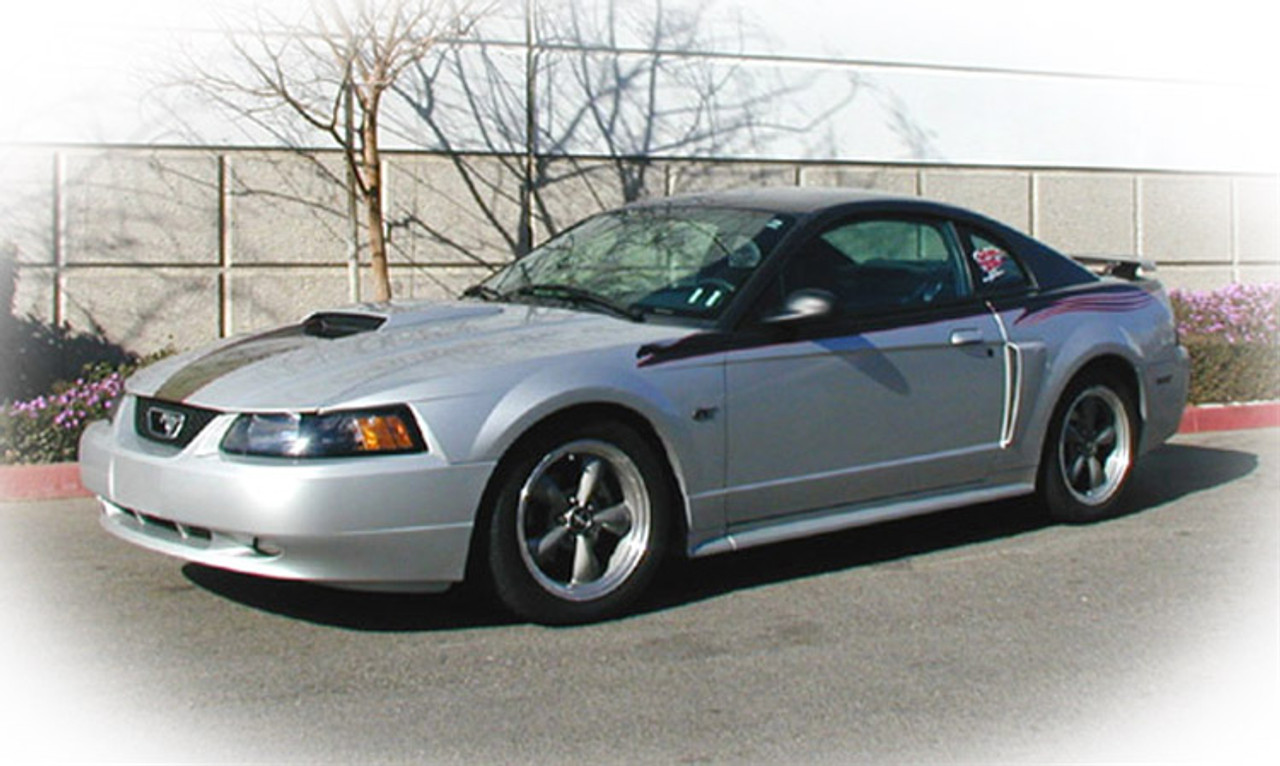 2005-2010 Mustang Axleback Systems