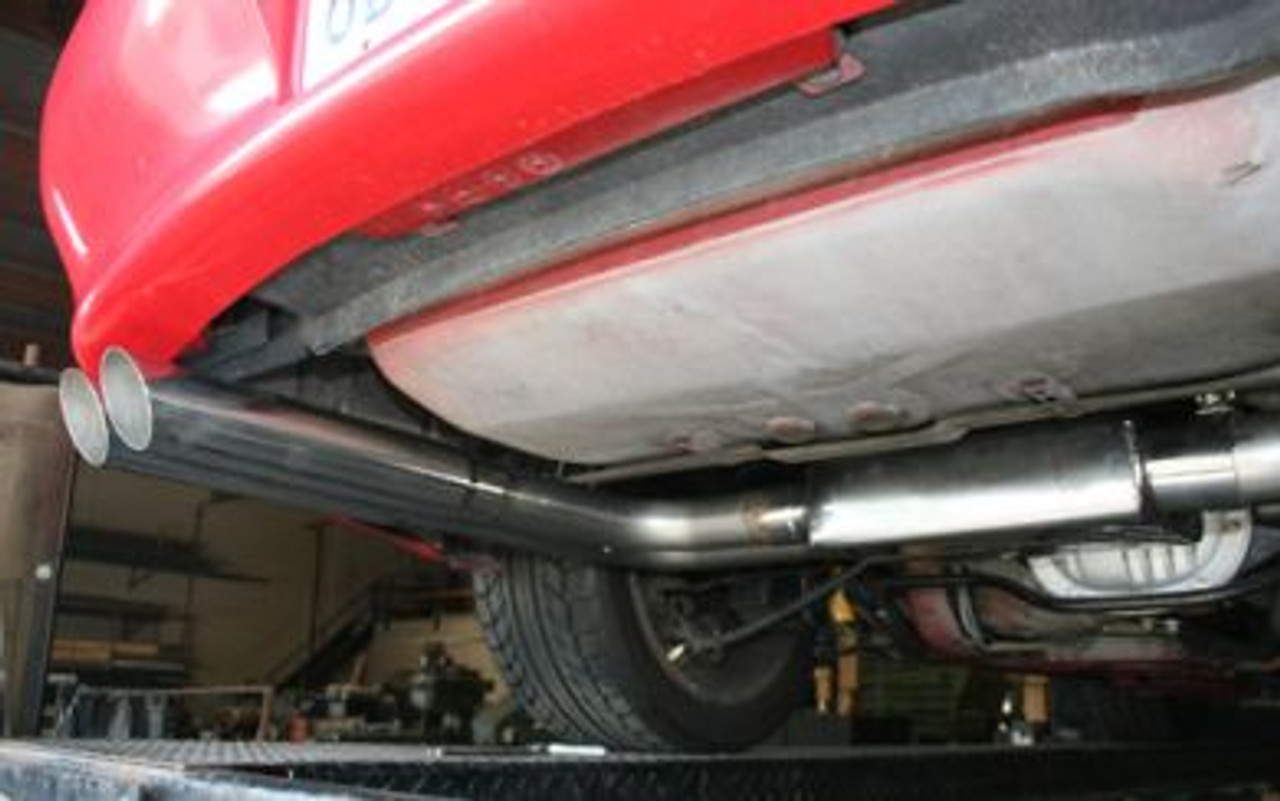 "'95 -'97 Camaro SS 3"" Cat Back with Dual 2.5"" Tail Pipes"