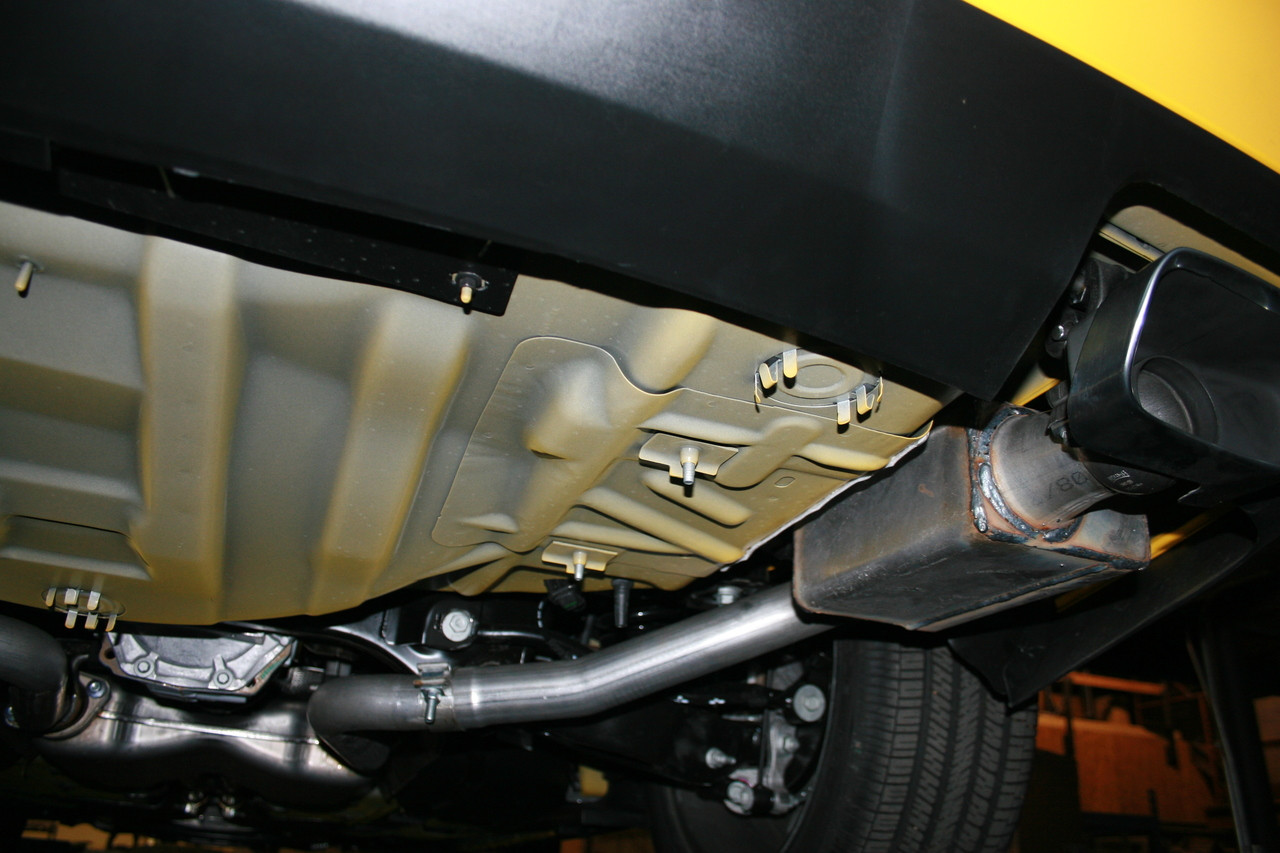 2009 Dodge Challenger, Magnum & Charger Axle Back Exhaust System