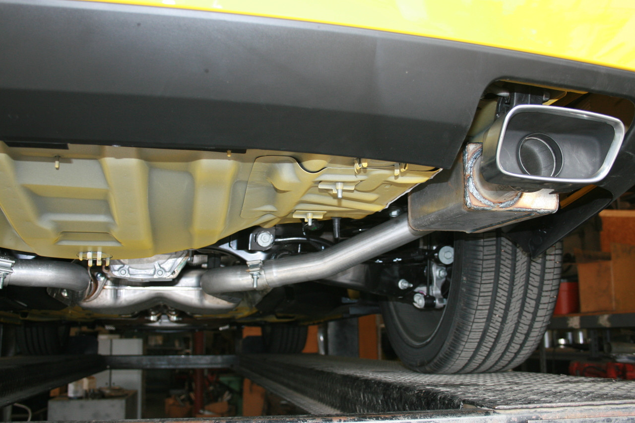 2009 Challenger Install