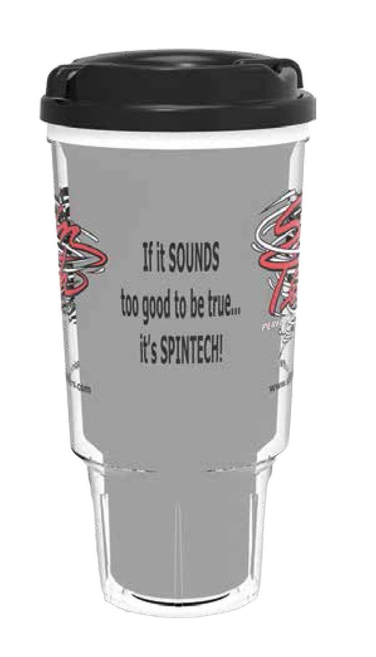 Spin Tech Thermo Mug Side