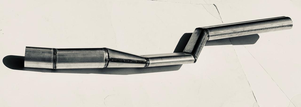 TC Kurtis Custom Exhaust by SpinTech