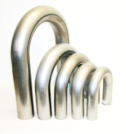 Exhaust U Bends (Multi Sizes Shown)