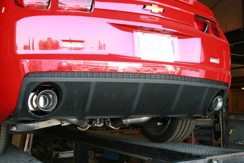 """Camaro 3"""" X-Pipe & H-Pipe Systems, X Pipe"""