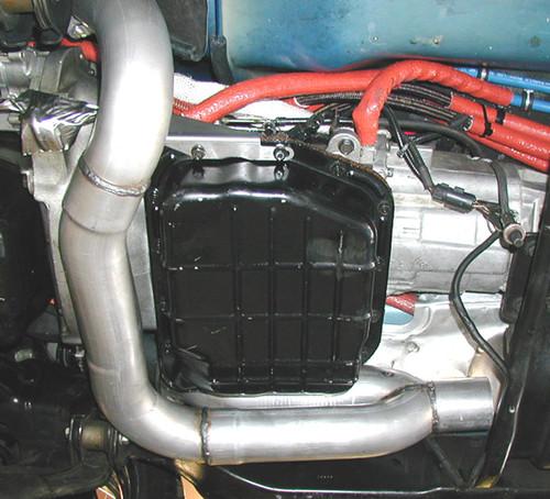 "Dodge Dakota 3"" Y Pipe for 5.2 or 5.9 Install"