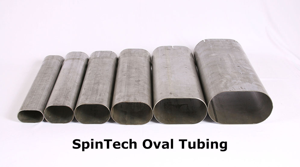 Oval Tubing, Transitions