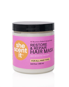RESTORE & REPAIR HAIR MASK