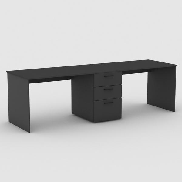 All Black 2.4m