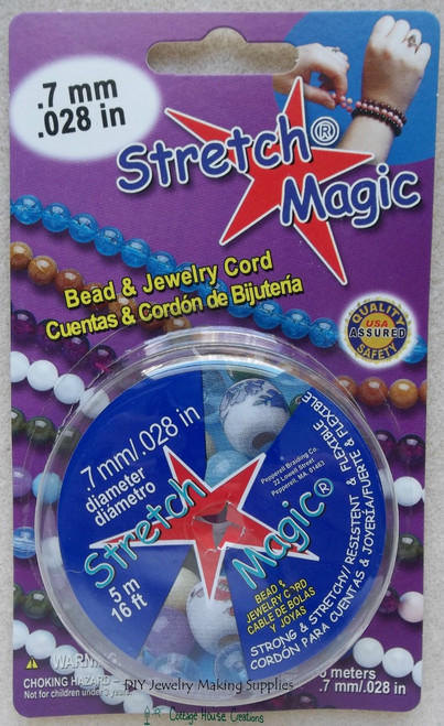 Stretch Magic .7mm spool 5 meters