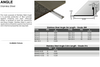 Stainless Steel Tile Angles 3.0M