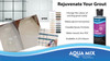 Aqua Mix Grout Rejuvenation Kit
