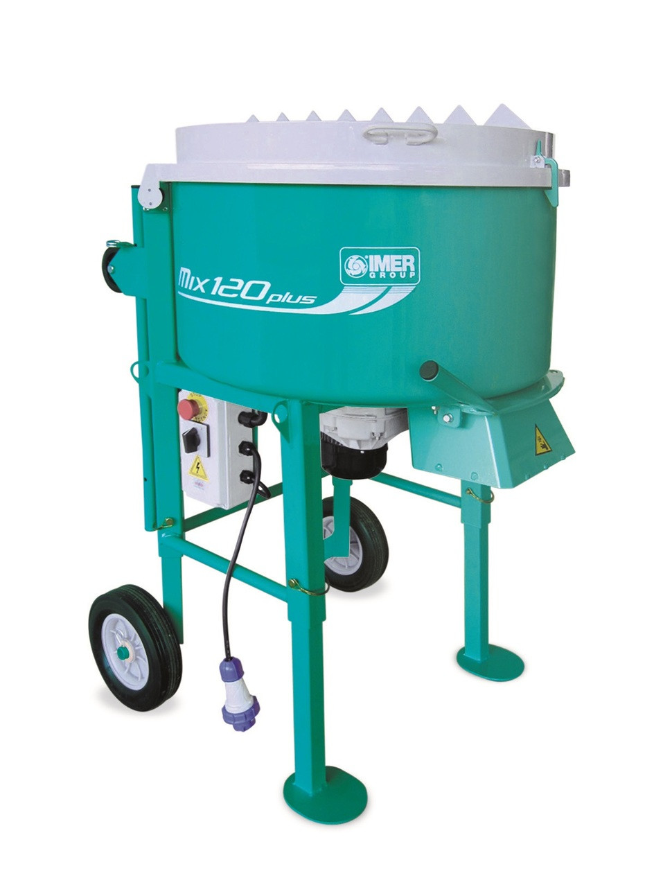 Screed & Mortar Mixer Imer Mix 120 Plus
