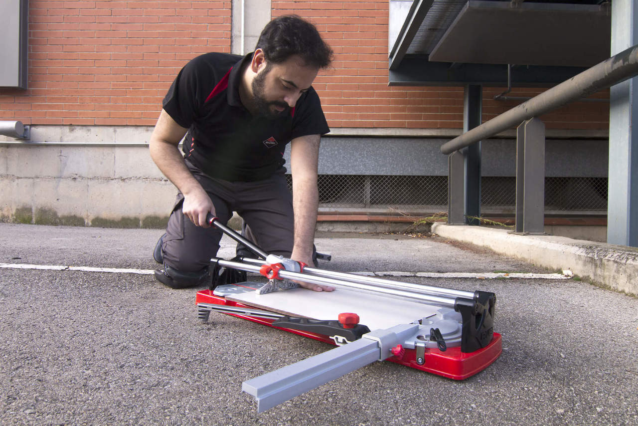 Rubi Tile Cutter TR-710 Magnet-710mm (with case)