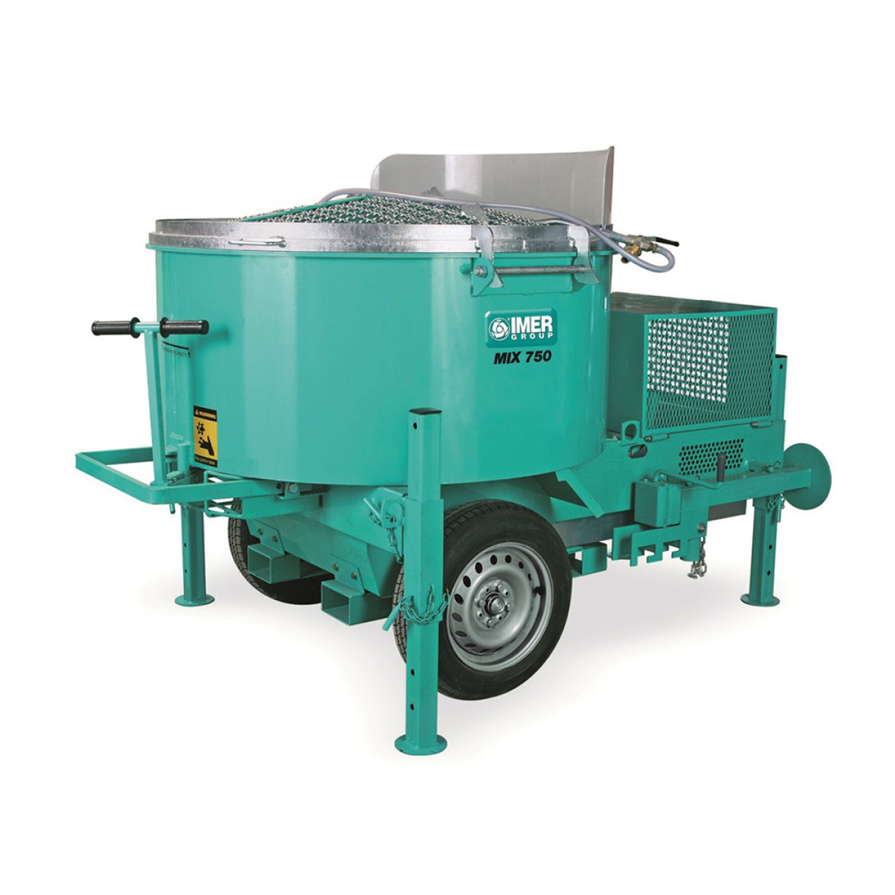 Imer Mortar Mix 750 3 Phase Electric