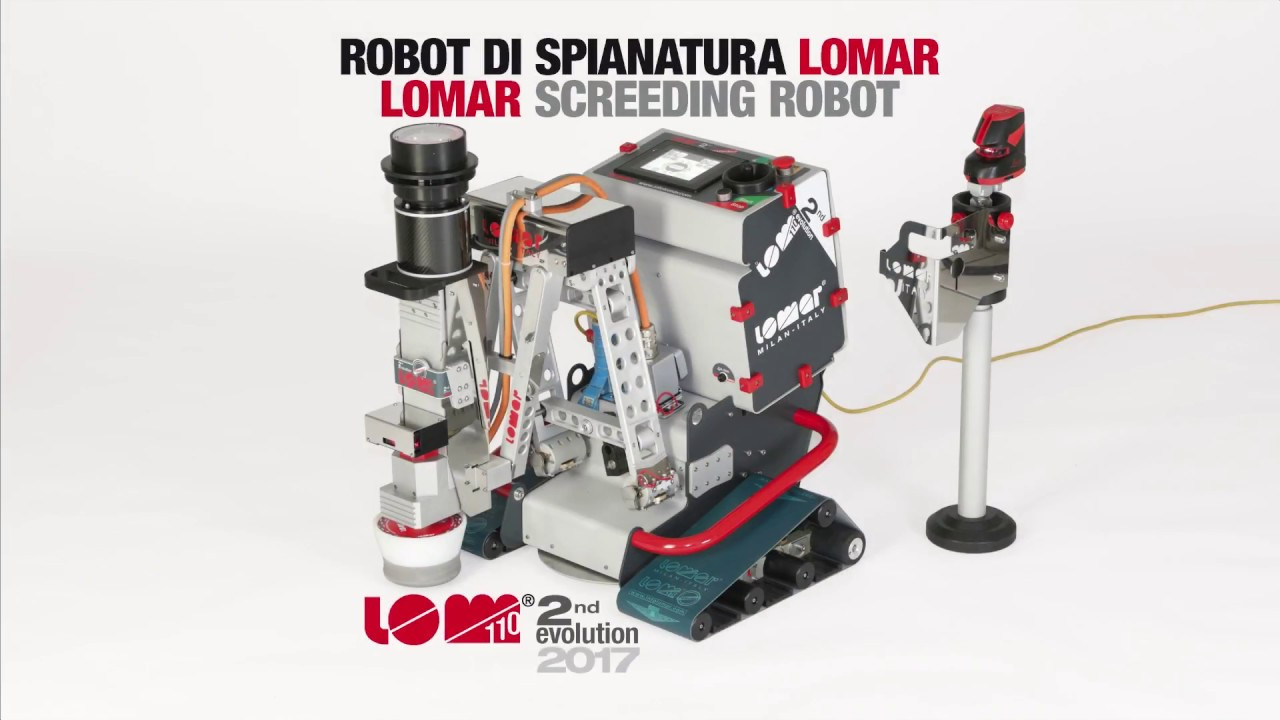 The LOMAR LOM110 2nd Edition.