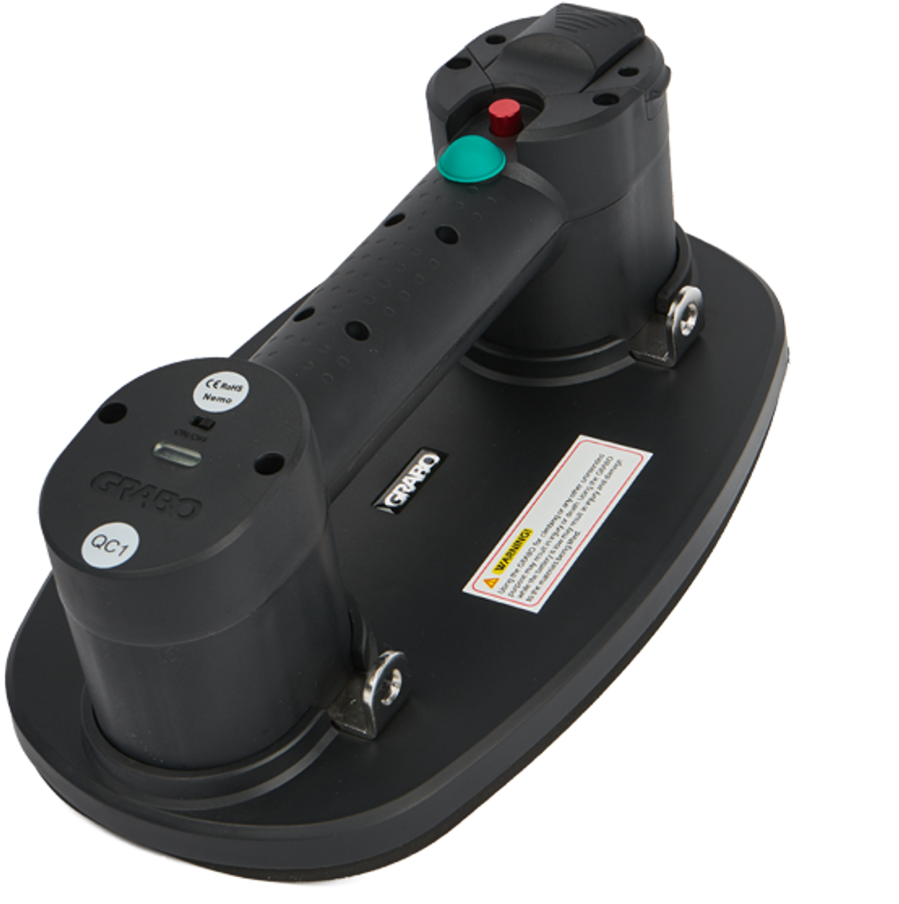 GRABO Cordless Suction Cup