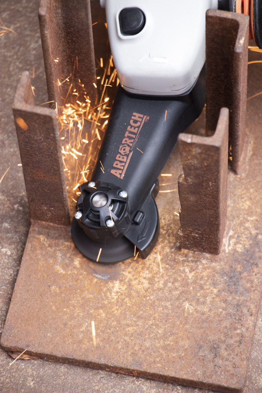 Arbortech Mini Grinder Trade includes Bag and Accessories